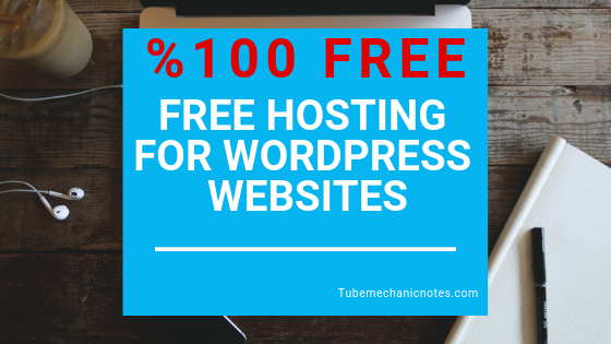 How to Get %100 Free Hosting for WordPress Websites 2019