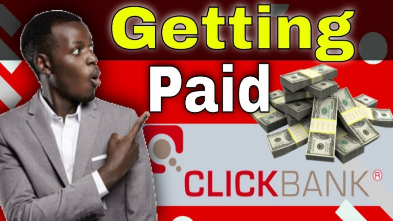 How Does Clickbank Pay You?