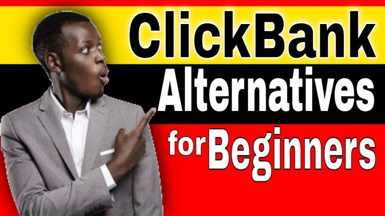 My Best Clickbank Alternatives for Affiliate Marketing