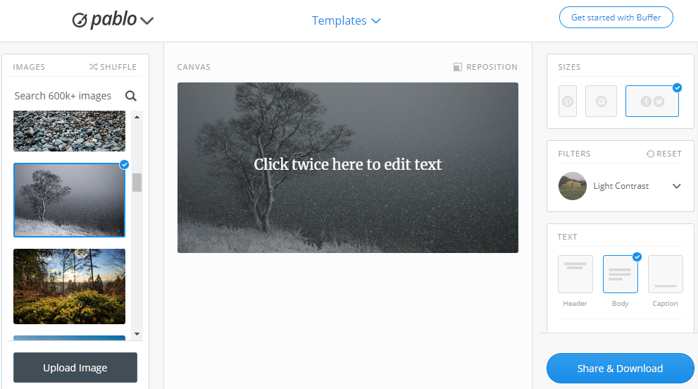 free image content tool