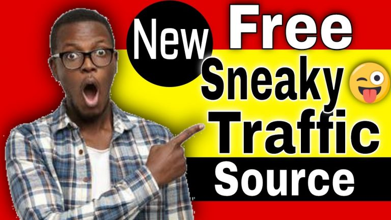 Sneaky Free Traffic Source with Snatchit
