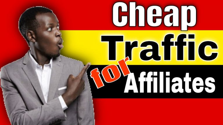Cheap Traffic Sources for Affiliate Marketing 2020