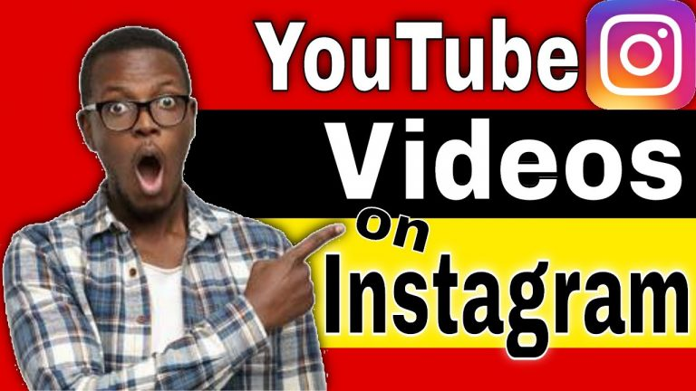 How to Post Youtube Videos on Instagram Story Android