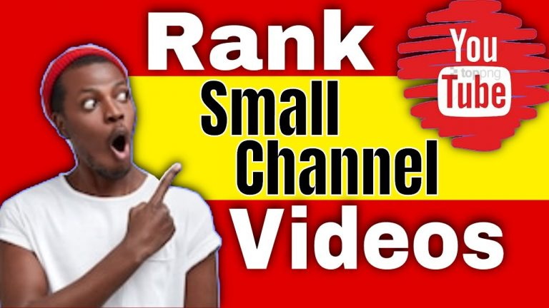 [YouTube SEO] How to Rank Videos with a Small Channel