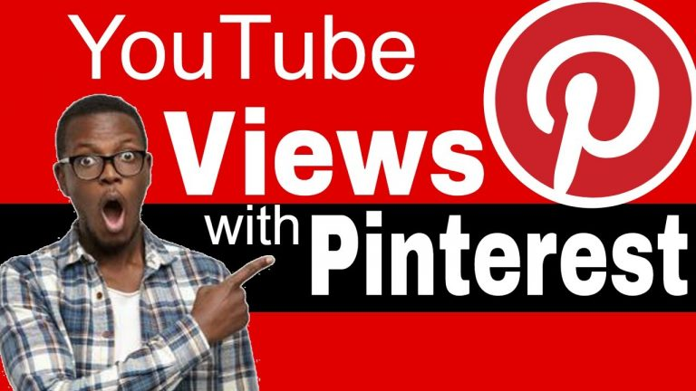 How to Get more Views on YouTube with Pinterest