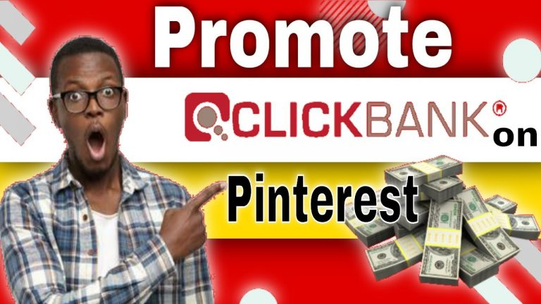 How to Promote Clickbank Products on Pinterest