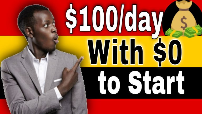 Make $100 per Day Online with Zero Money to Start