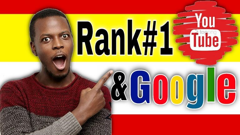 How to Rank YouTube videos on Google First Page 2020[7 New trategies]