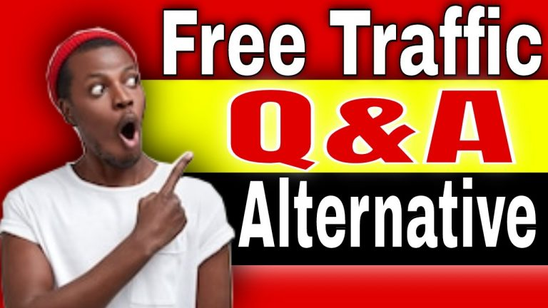 Free Traffic Sources 2020 [Quora Alternative for Free Traffic]