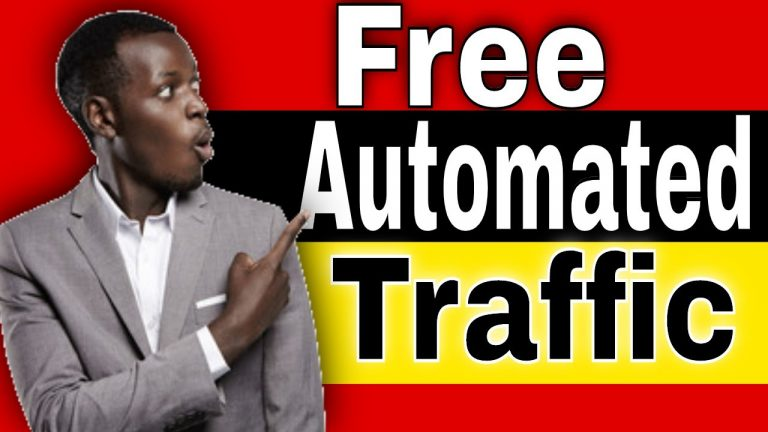Free Traffic Sources [Automated Free Traffic Sources]