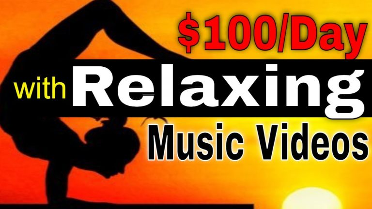 Upload Relaxing Music and Earn Money