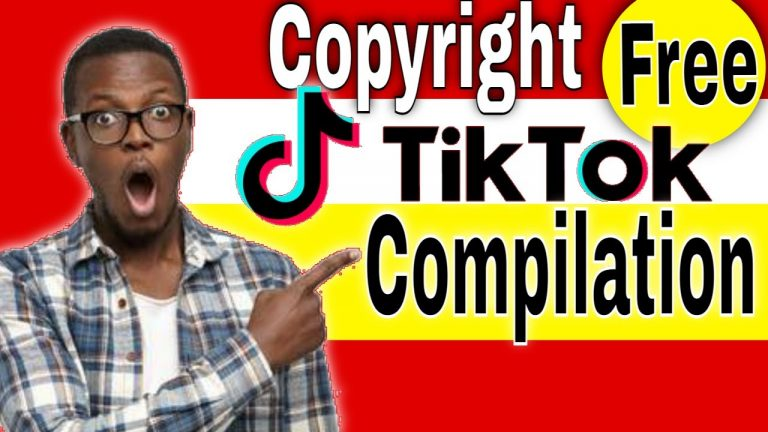 How to Make TikTok Compilation Videos for YouTube without Copyright