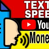 How to Monetize Text to Speech Videos on YouTube